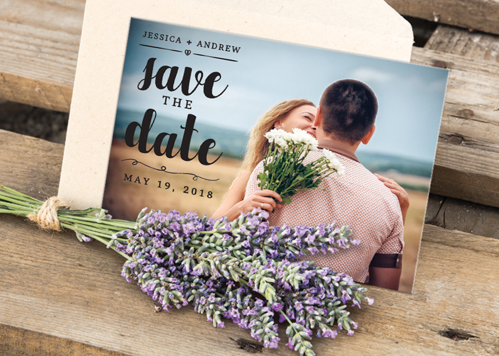 Save-the-Date-Feature