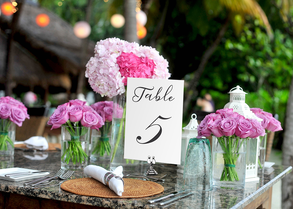 Table-Numbers-Feature